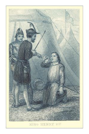 Scene from Henry V