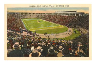 Harvard Stadium, Cambridge, Mass.