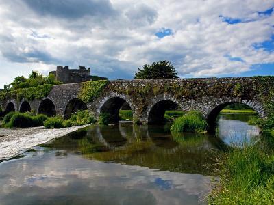 13 Arch Bridge over the River Funshion, Glanworth, County Cork, Ireland