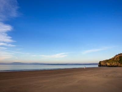 Arthurstown Beach, Overlooking Waterford Harbour, Co Wexford, Ireland