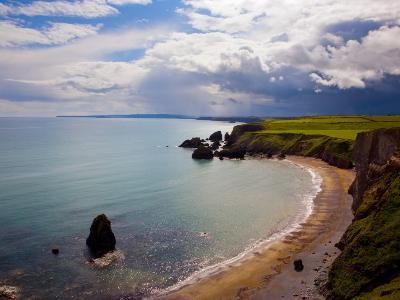 Ballydowane Beach, Copper Coast, County Waterford, Ireland