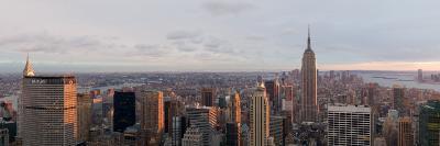View of a City, Midtown Manhattan, Manhattan, New York City, New York State, USA
