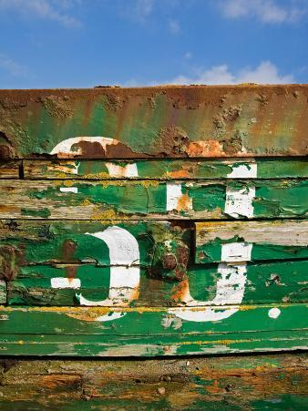 Old Fishing Boat, Cheekpoint, County Waterford, Ireland