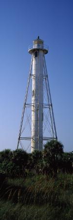 View of a Lighthouse, Boca Grande Rear Range Light, Boca Grande, Gasparilla Island, Florida, USA