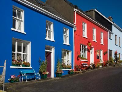 Eyeries Village, Beara Peninsula, County Cork, Ireland