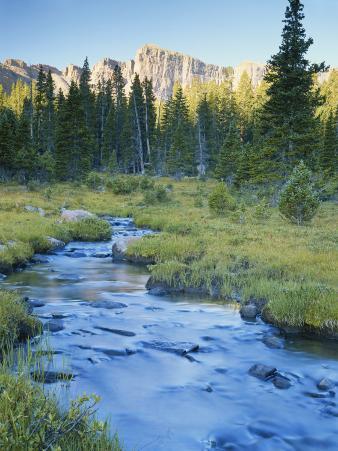 High Uintas Wilderness, Wasatch National Forest, Utah, USA
