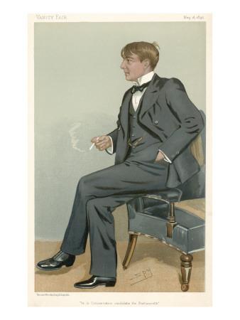 Alfred Harmsworth, Lord Northcliffe Newspaper Proprietor