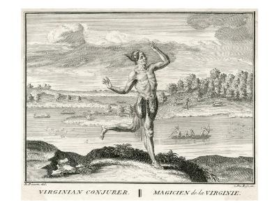 A Virginian Shaman
