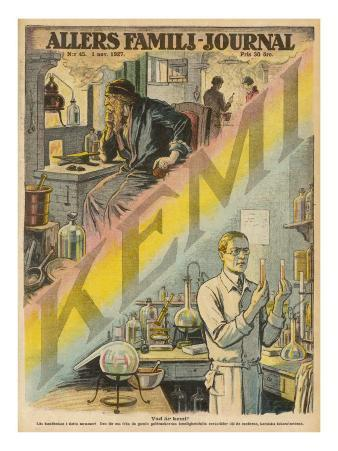 Alchemist and Chemist 1927