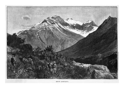 Argentina Aconcagua