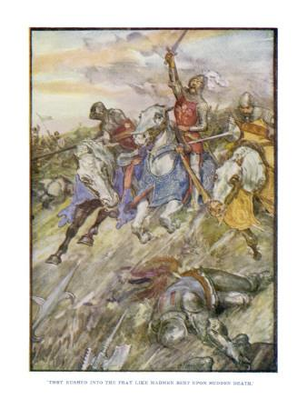 Battle of Crecy 1346