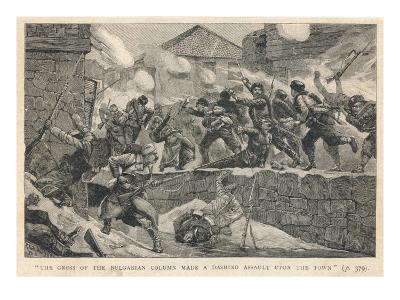 Battle of Pirot 1885