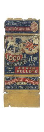 Bulldog in Advertising
