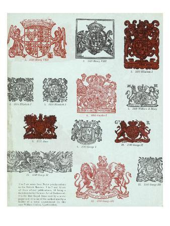 British Coats of Arms
