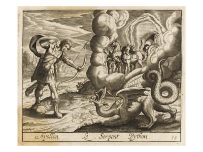 Apollo Kills Python