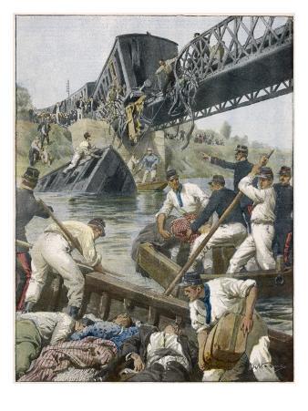 Bridge Collapses/Angers