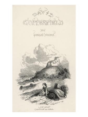 'David Copperfield' Frontispiece