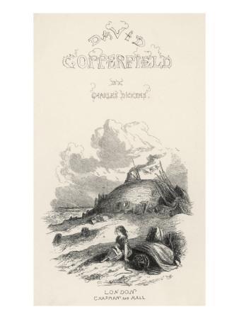 'David Copperfield' Frontispiece