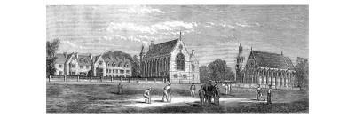 Clifton College, Bristol, 1867