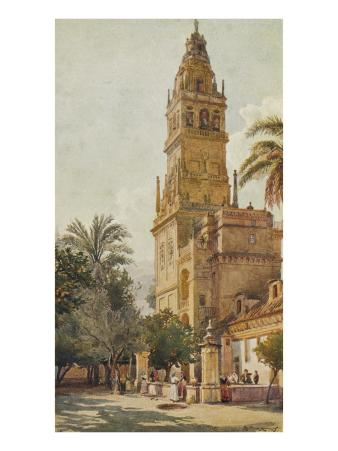 Cordoba: the Mosque