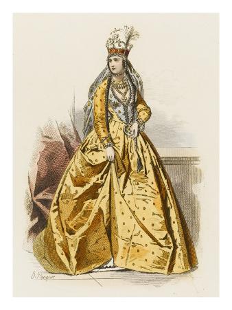 Circassian Princess