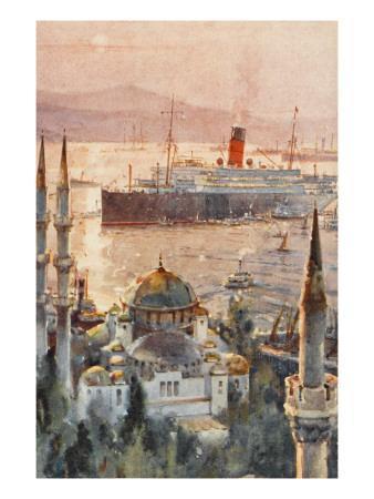 Constantinople - Rms Carinthia