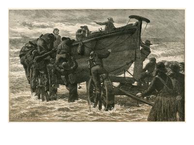 Cullercoats Lifeboat