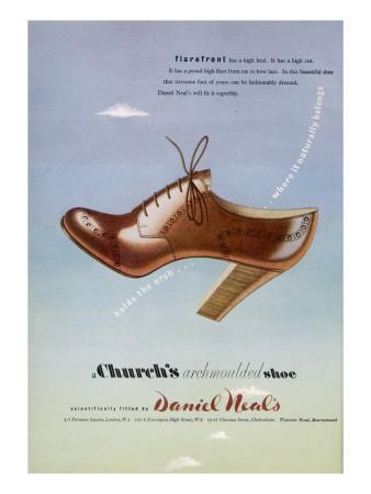 Church's Shoe 1948
