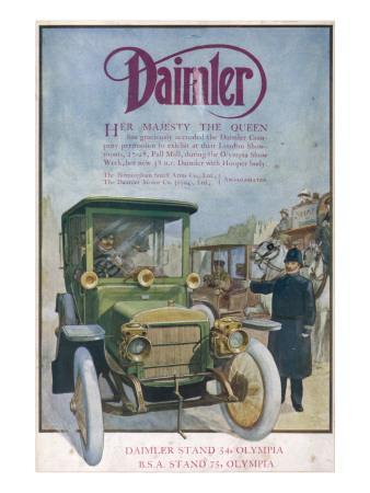 Daimler 1912