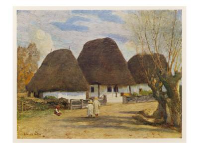 Cottages in Transylvania