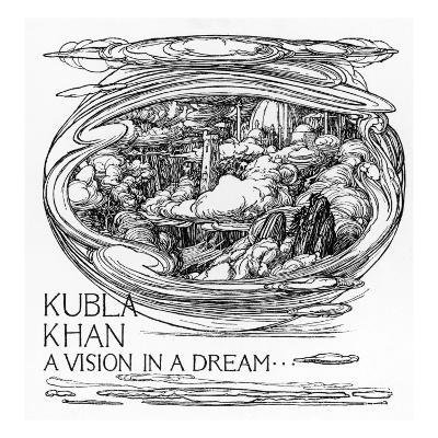 Coleridge - Kubla Khan