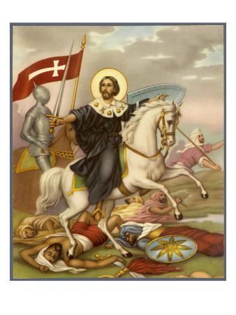 Crusader as Hero