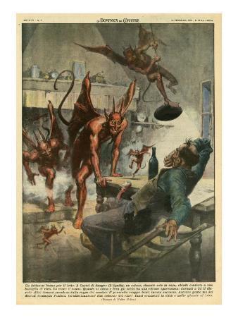 Demon in Italy