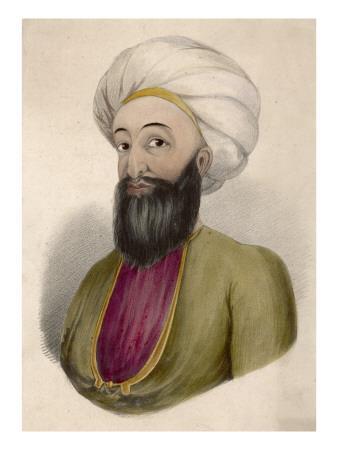 Dost Mohammad Khan Ruler of Afghanistan