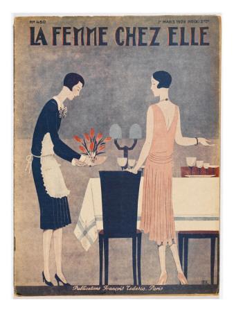 Dinner Dress 1929