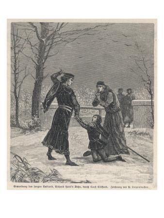 Earl of Rutland Killed