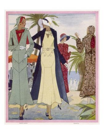 Fashions 1931, Chantal