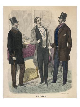 Fashion Plate, 1848
