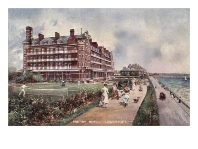 Empire Hotel, Lowestoft, Suffolk