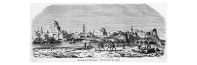 General View of the Town, Seen from the Farther Bank of the Tigris