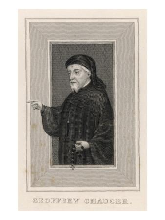 Geoffrey Chaucer English Poet