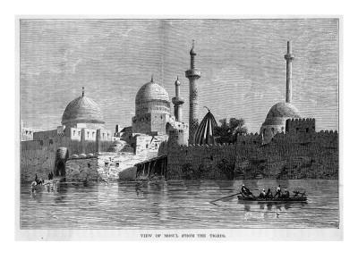 General View of the Town, Seen from the Tigris