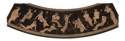 Greek Satyr Play