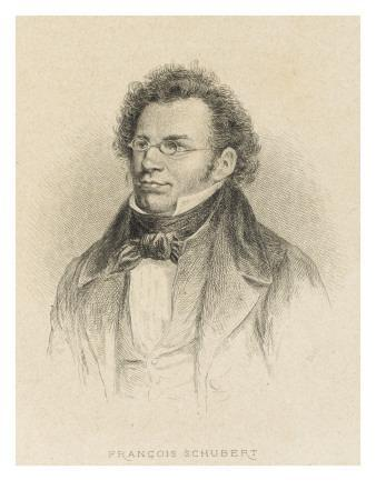 Franz Schubert Austrian Composer