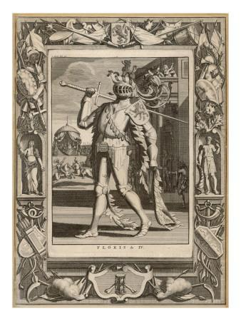 Floris IV, Count of Holland in Armour for a Tournament