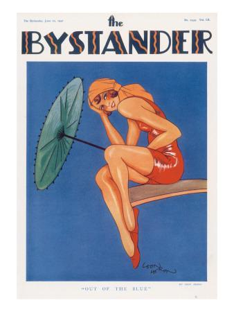 Front Cover from the Bystander