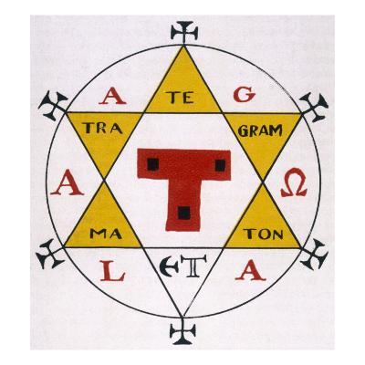Hexagram of Solomon