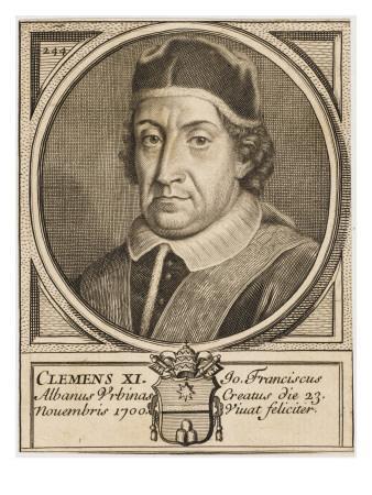Pope Clemens XI (Gianfrancesco Albani)