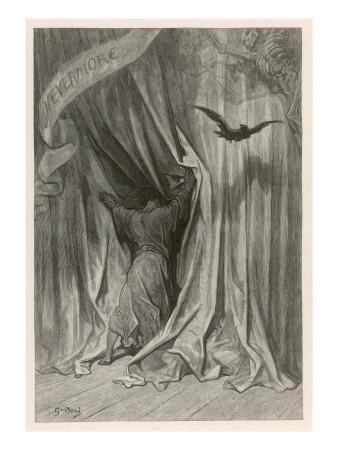 Quoth the Raven, 'Nevermore'