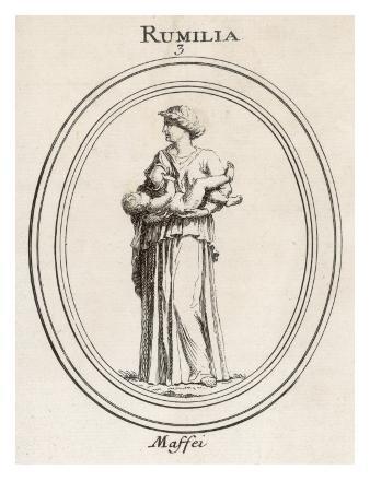 Roman Goddess of Breastfeeding